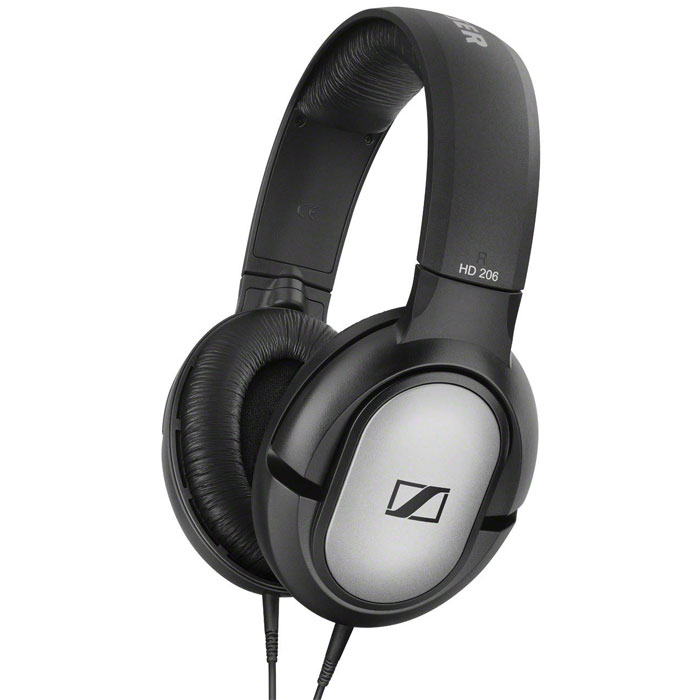 Наушники Sennheiser HD 206 Black