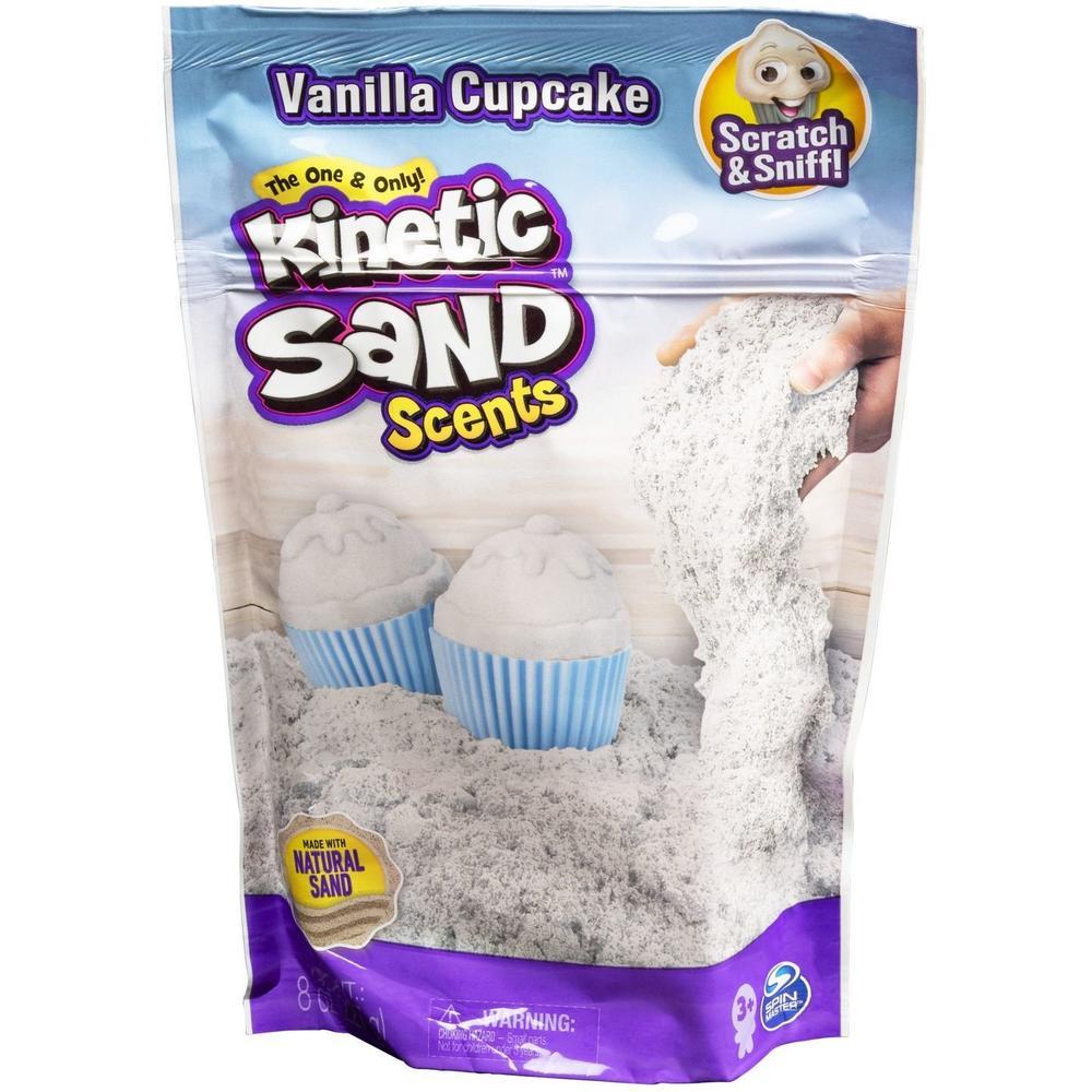 Kinetic Sand Набор для лепки Кинетический песок с ароматом пломбира 6053900