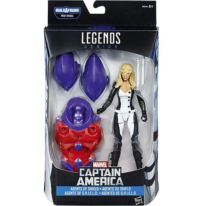 Фото - Avengers Hasbro Мстители Коллекционная фигурка B6355 15 см Капитан Америка Агент Щита Пересмешница avengers hasbro фигурка бенди мстители 15 см e7377 капитан америка