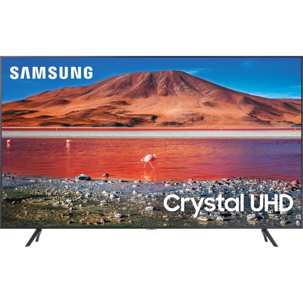 Фото - Телевизор 55 Samsung UE55TU7090U (4K UHD 3840x2160, Smart TV) черный телевизор samsung the sero tv 2020 qe43ls05tauxru