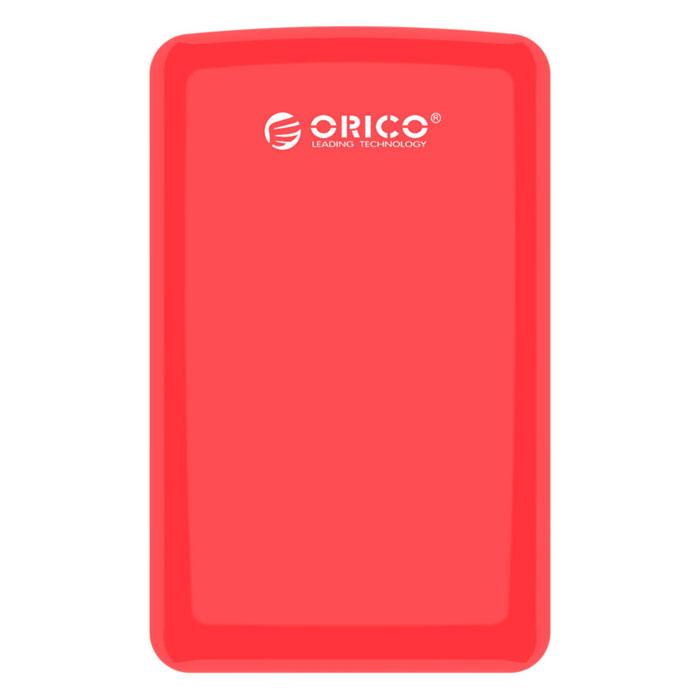 Фото - Корпус 2.5 Orico 2579S3 SATA, USB3.0 Red orico 25uts sata to usb 3 0 2 5 inch hard drive adapter cable