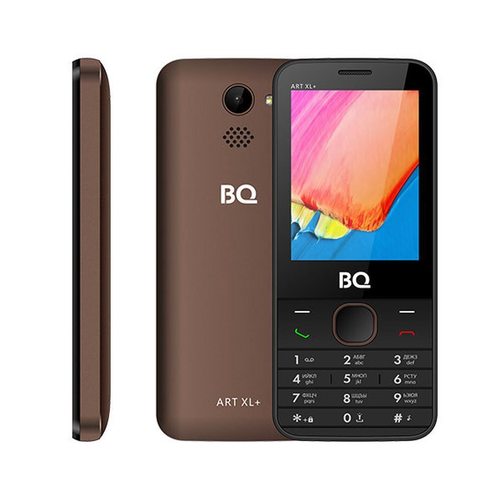 Мобильный телефон BQ Mobile BQ-2818 ART XL+ Brown мобильный телефон bq mobile bq 1806 art red