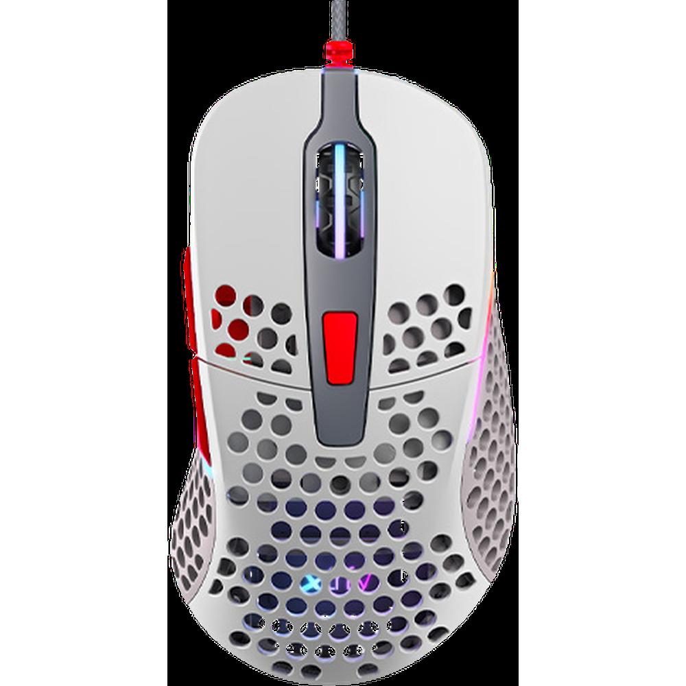 Мышь Xtrfy M4 RGB Retro проводная