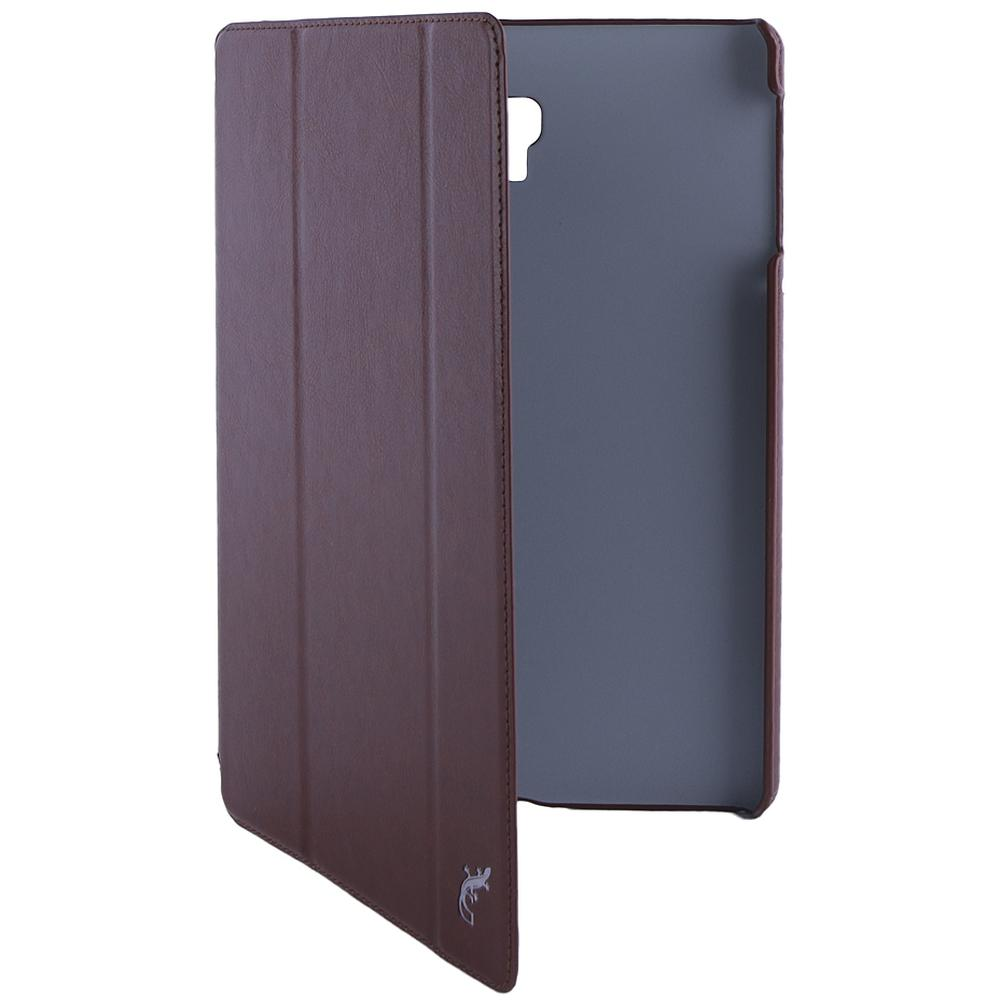 Чехол для Samsung Galaxy Tab A 10.5 SM-T590\SM-T595 G-Case Slim Premium коричневый чехол для samsung galaxy tab a 10 5 sm t590 sm t595 g case slim premium металлик