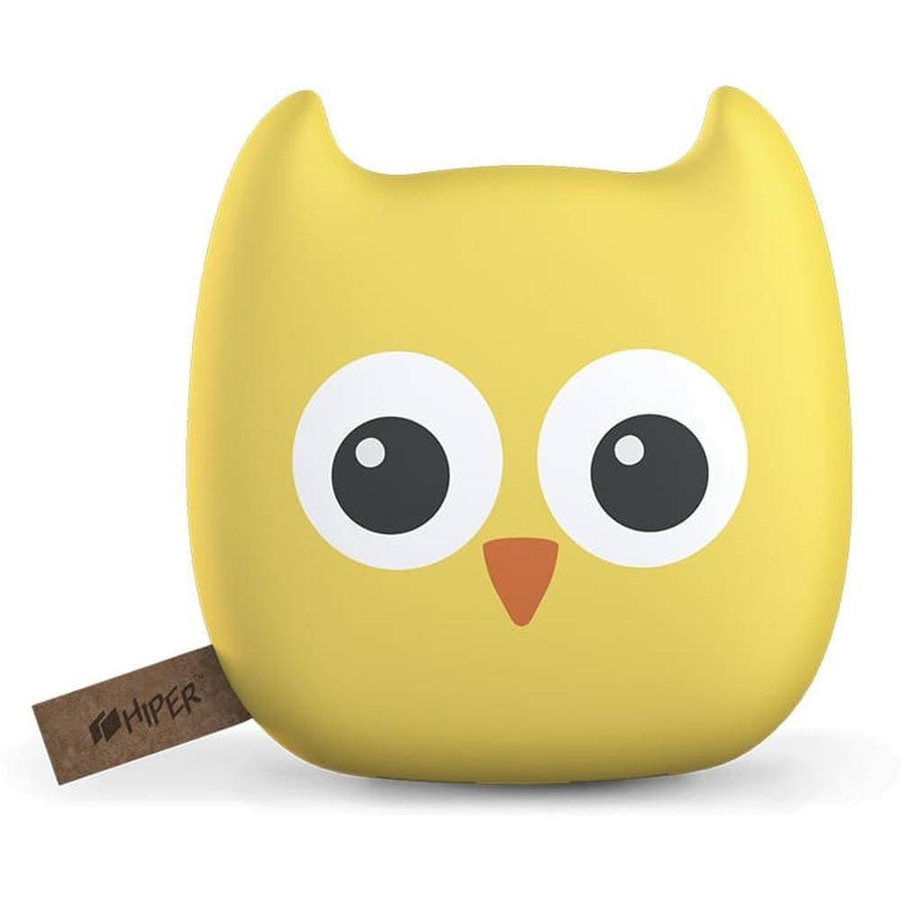 Фото - Внешний аккумулятор HIPER Zoo Owl 10000mAh Li-Pol внешний аккумулятор hiper mpx10000 10000mah серый