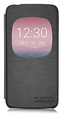 Чехол для Alcatel One Touch 6045Y Idol 3 Alcatel Flip-case, черный