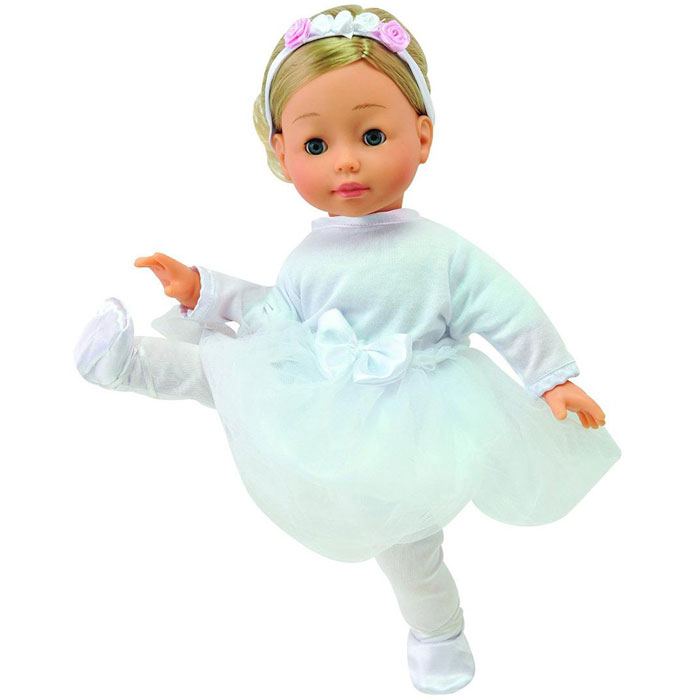 Фото - Кукла Dimian Кукла интерактивная Bambolina Molly Молли-Балерина 40 см dimian