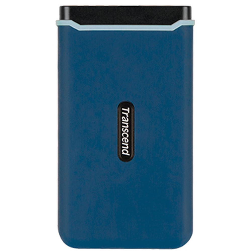 Фото - Внешний SSD-накопитель 2.5 1Tb Transcend ESD370C TS1TESD370C (SSD) USB 3.1 Type-C 1tb внешний usb3 1 type c накопитель e ssd t1000 hikvision 1000mb s 3г гар
