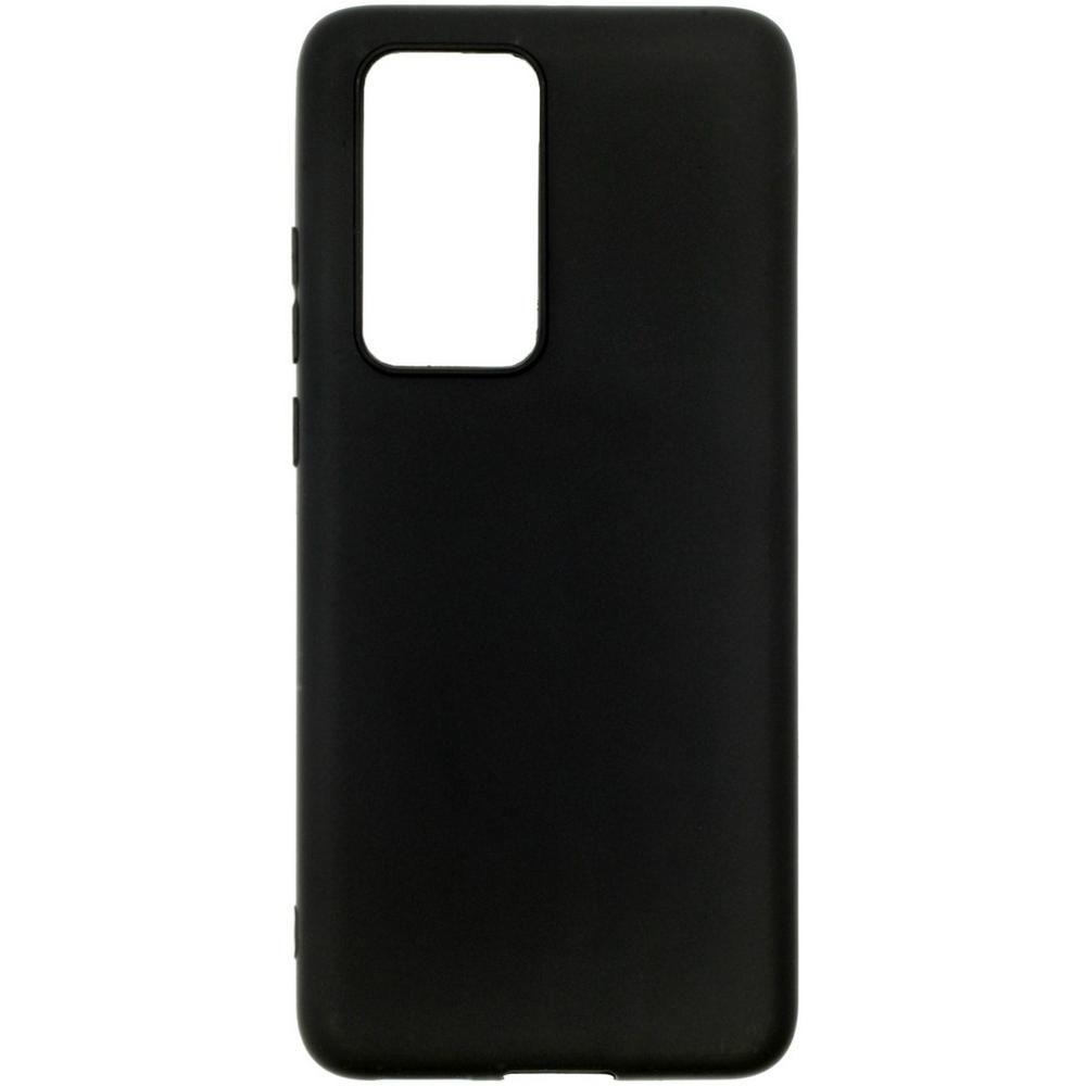 Чехол для Huawei P40 Pro Zibelino Soft Matte черный
