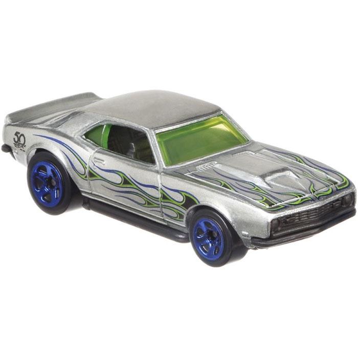 Mattel Hot Wheels Юбилейная тематическая машинка FRN23/FRN31 68 Copo Camaro