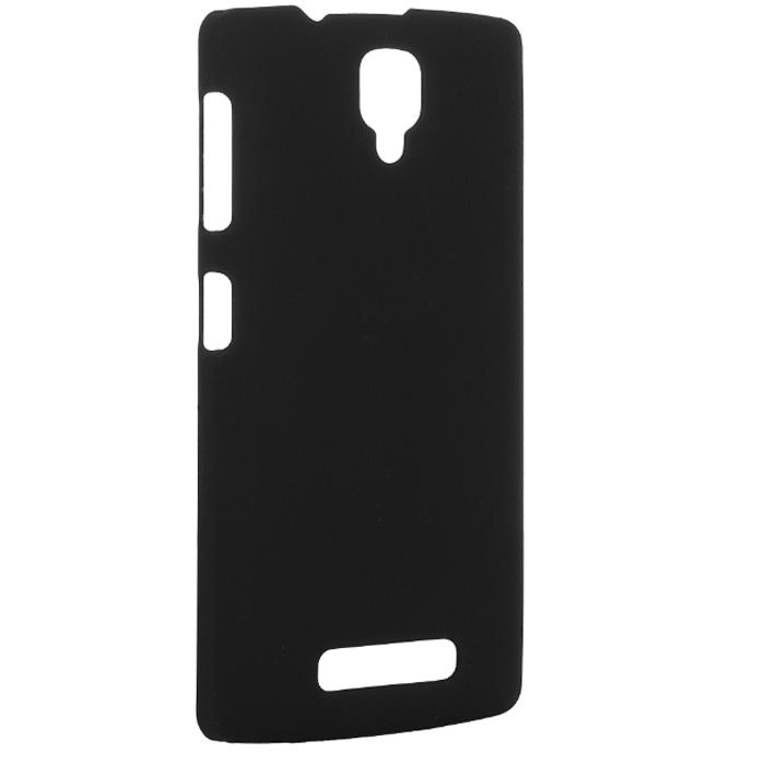 Чехол для Lenovo IdeaPhone A1000 SkinBox 4People case черный