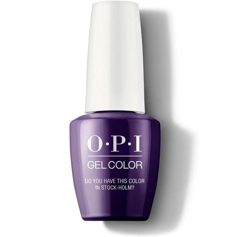 OPI Гель-лак для ногтей GelColor Nordic Do You Have This Color In Stock-Holm?, 15 мл. недорого