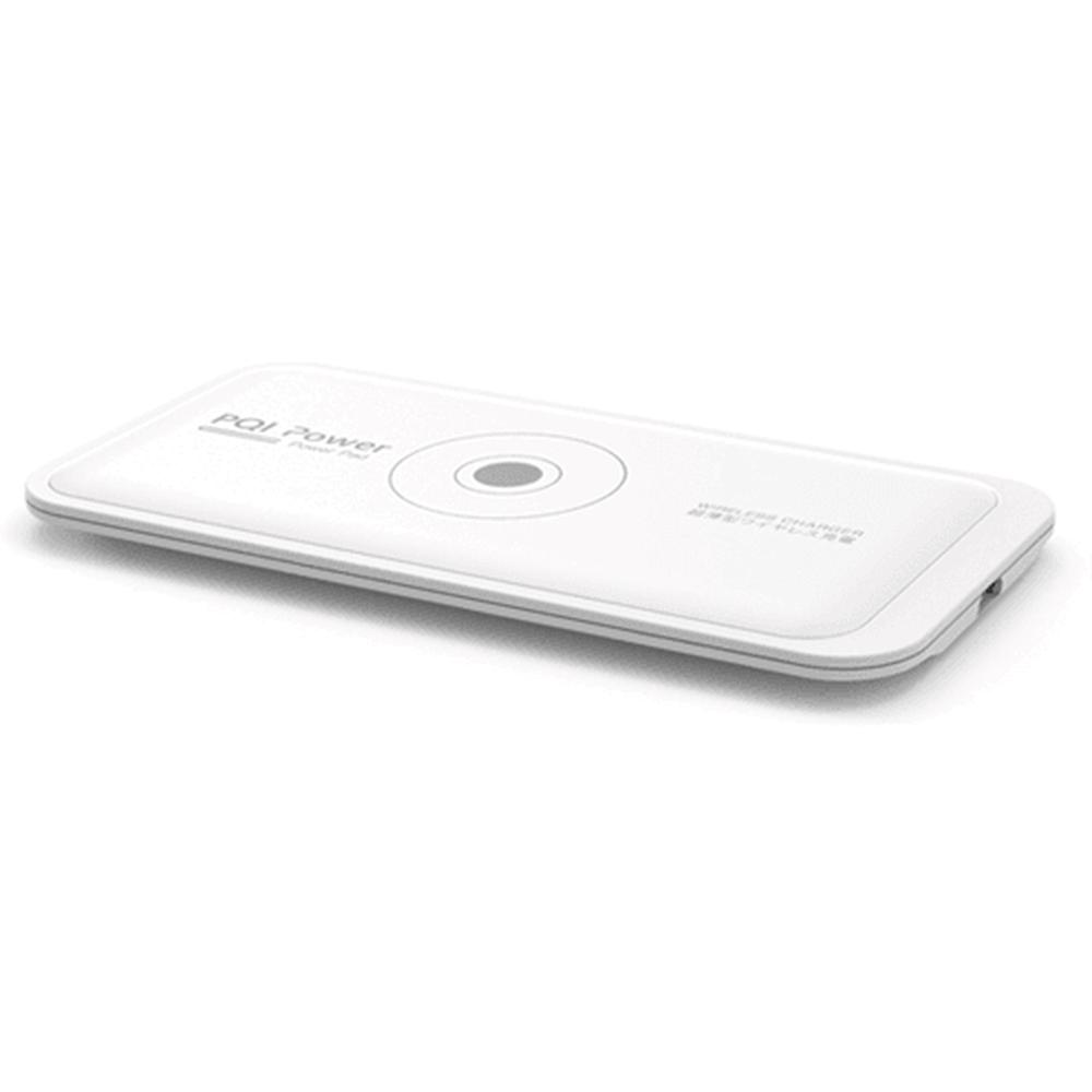 Фото - Беспроводная зарядная панель PQI Power Pad 101 белая беспроводная клавиатура для smarttv harper kbt 101