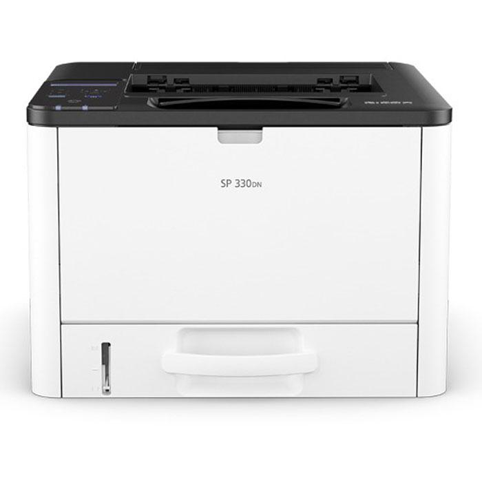 Фото - Принтер Ricoh SP 330DN ч/б А4 32ppm с дуплексом LAN NFC принтер ricoh sp 6430dn белый