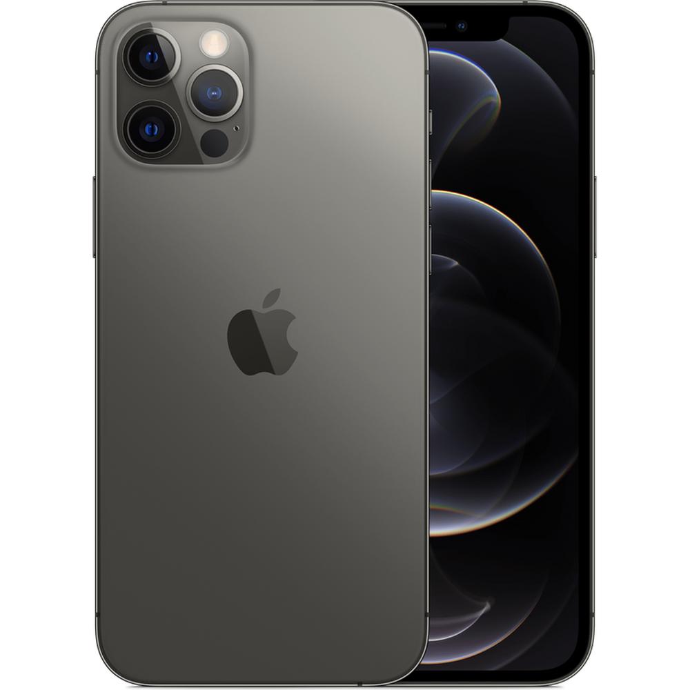 Фото - Смартфон Apple iPhone 12 Pro 256GB Graphite (MGMP3RU/A) сотовый телефон apple iphone 12 pro 256gb graphite mgmp3ru a