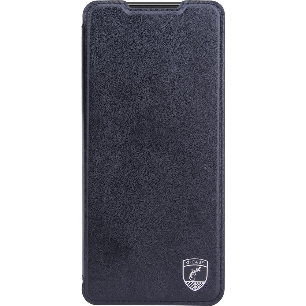 Чехол для Samsung Galaxy A02 SM-A022 G-Case Slim Premium Book черный