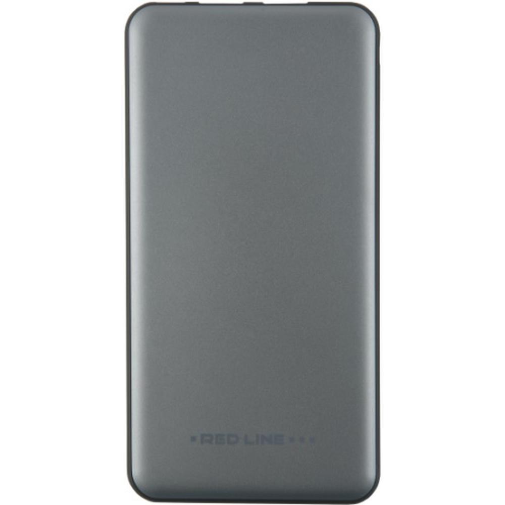 Фото - Внешний аккумулятор Red Line M2 10000mAh серый внешний аккумулятор hiper mpx10000 10000mah серый