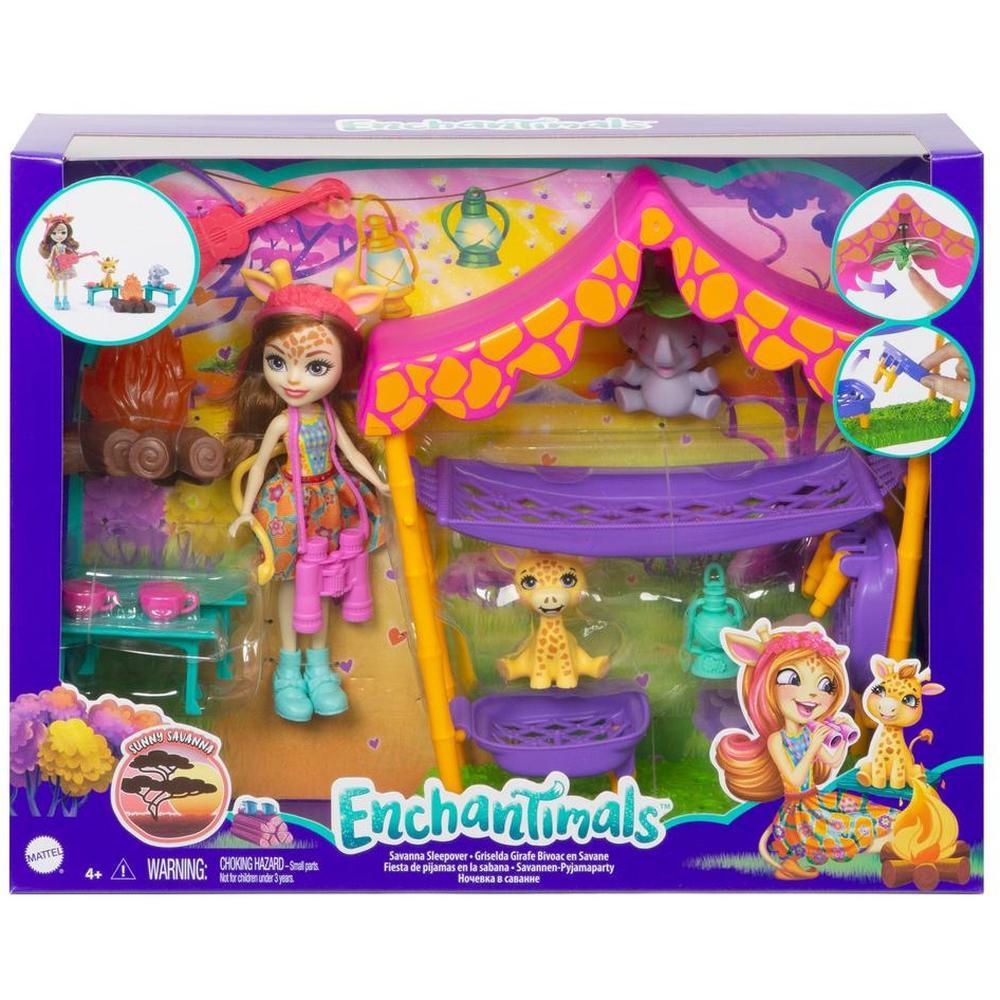 Enchantimals Mattel Набор