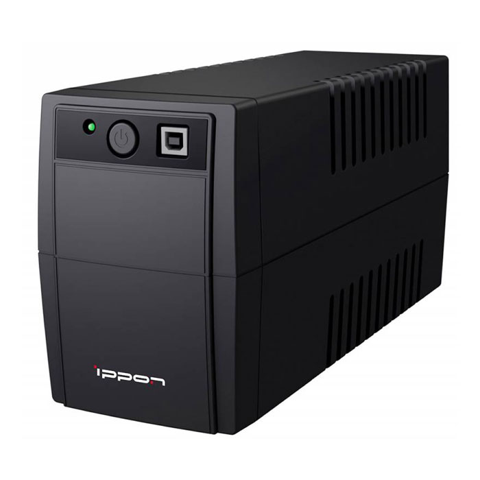 Фото - ИБП Ippon Back Basic 650 Euro ибп ippon back basic 650 euro 360w 650va