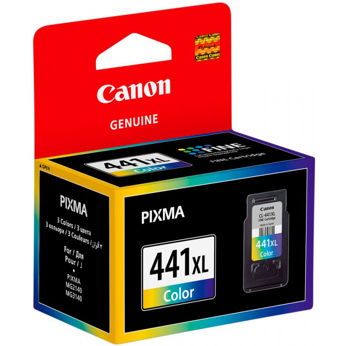Фото - Картридж Canon CL-441XL Color для MG2140/MG3140 картридж canon cl 551 tri color