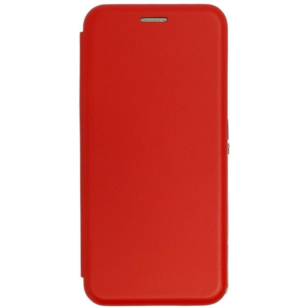 Фото - Чехол для Samsung Galaxy A41 SM-A415 Zibelino Book красный чехол activ для samsung sm a415 galaxy a41 full originaldesign black 119398