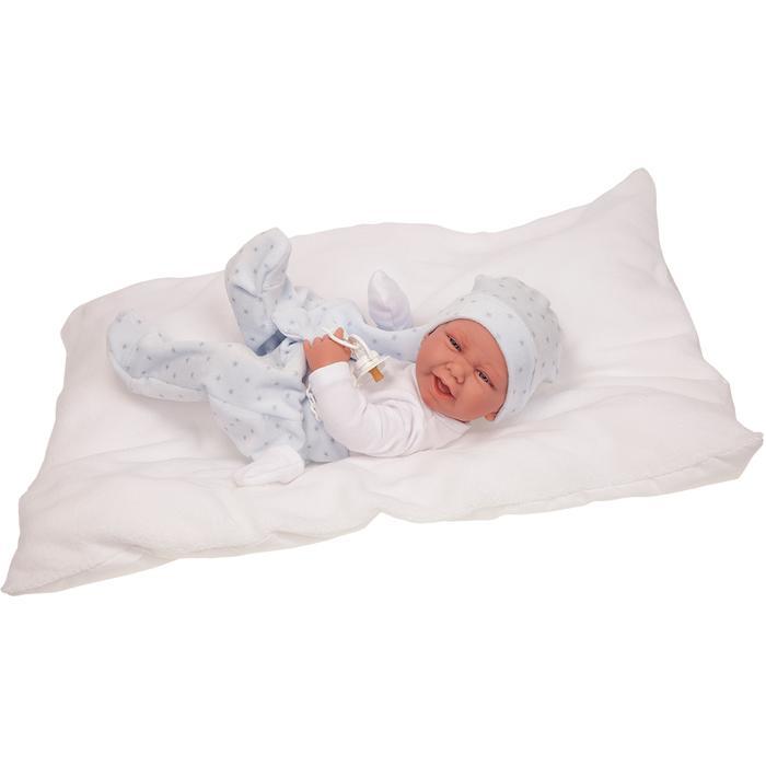 Кукла-младенец Munecas Antonio Juan Мареселло, 42 см 5021W