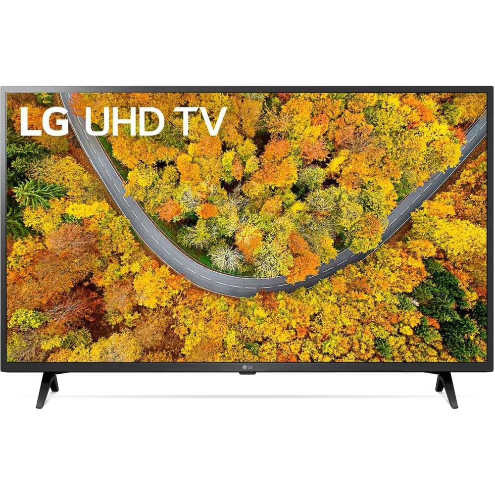 Фото - Телевизор 43 LG 43UP76006LC (4K UHD 3840x2160, Smart TV) черный 4k uhd телевизор samsung ue70au7100uxru