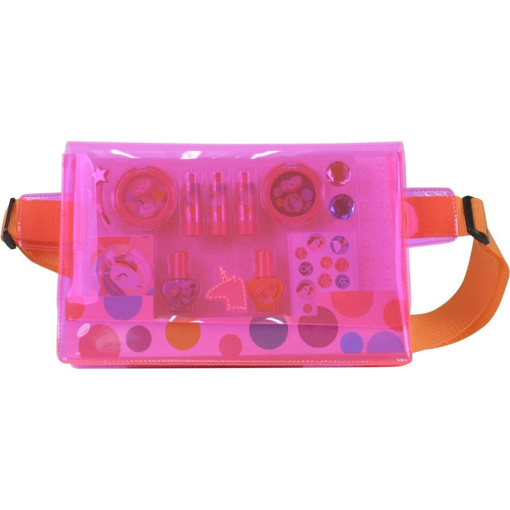 Фото - Игровой набор детской декоративной косметики с поясом визажиста Markwins POP 1539015E набор детской декоративной косметики markwins pop в пенале 3800151