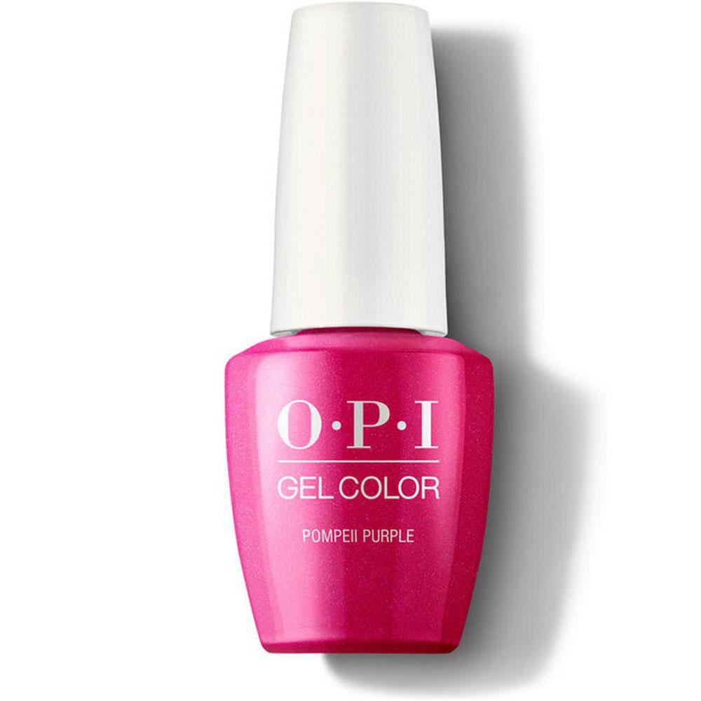 OPI Гель-лак для ногтей Classics GelColor Pompeii Purple, 15 мл. недорого