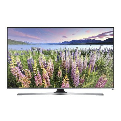 "Телевизор 40"" Samsung UE40J5500AUX (Full HD 1920x1080, Smart TV, USB, HDMI, Bluetooth, Wi-Fi) серый"