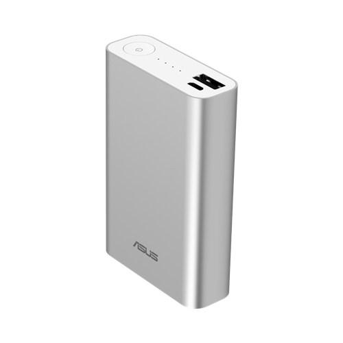 Фото - Внешний аккумулятор Asus ZenPower ABTU005 10050mAh Silver внешний аккумулятор asus zenpower abtu005 10050mah pink