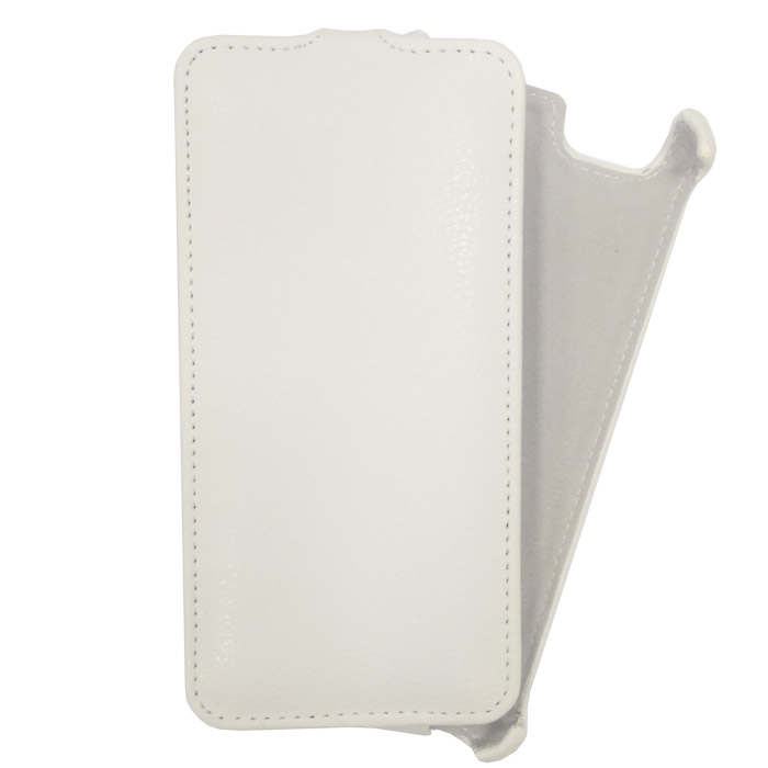 Чехол для Lenovo Vibe C A2020 (A2020A40), Gecko Flip-case белый