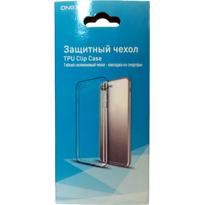 Чехол для Huawei Nova 4 Onext прозрачный