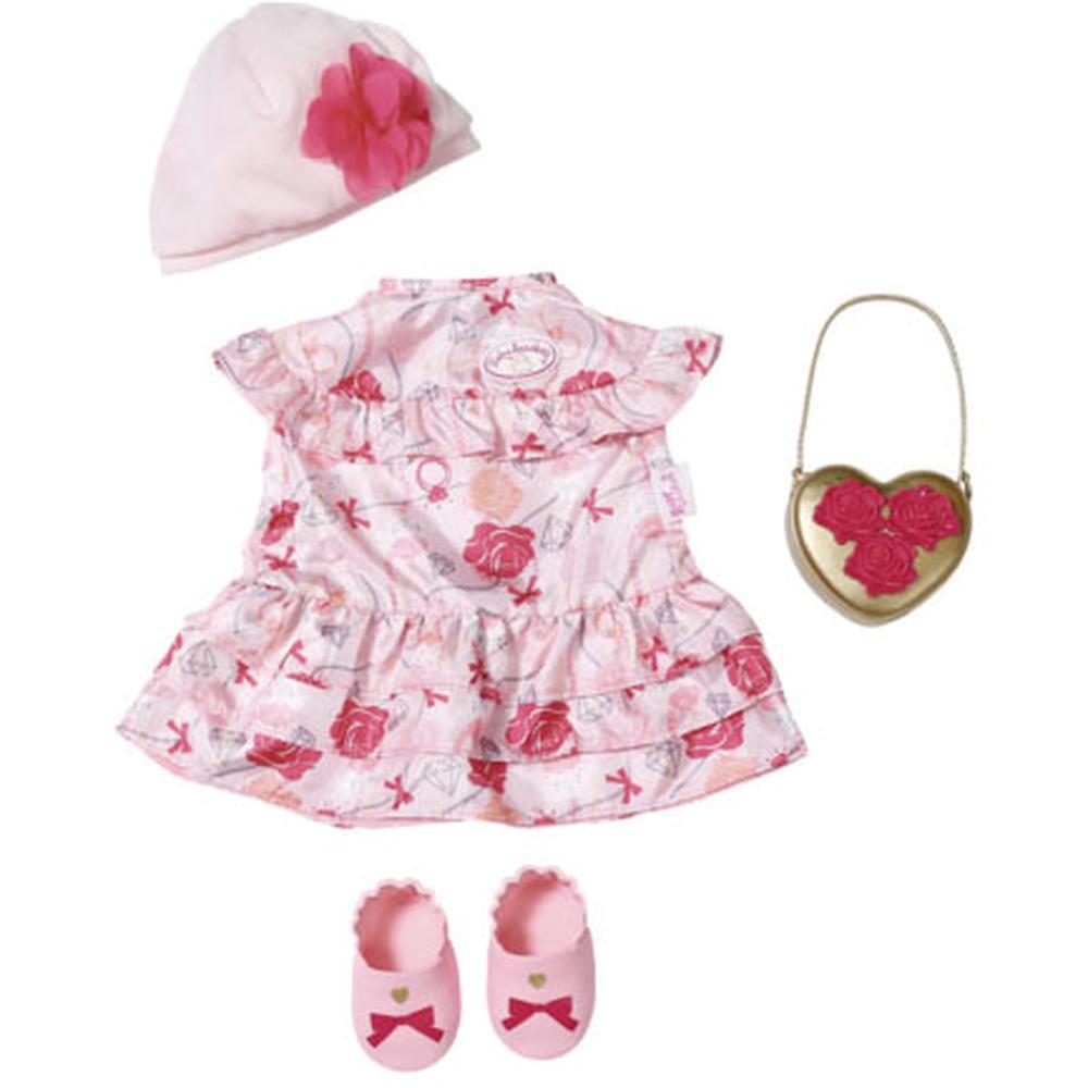 Zapf Creation Baby Annabell Одежда Цветочная коллекция Делюкс 702-031
