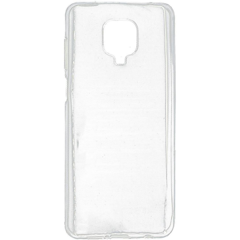 Чехол для Xiaomi Redmi Note 9S9 Pro Zibelino Ultra Thin Case прозрачный