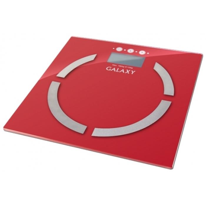 Весы напольные Galaxy GL 4851 весы напольные galaxy gl4850