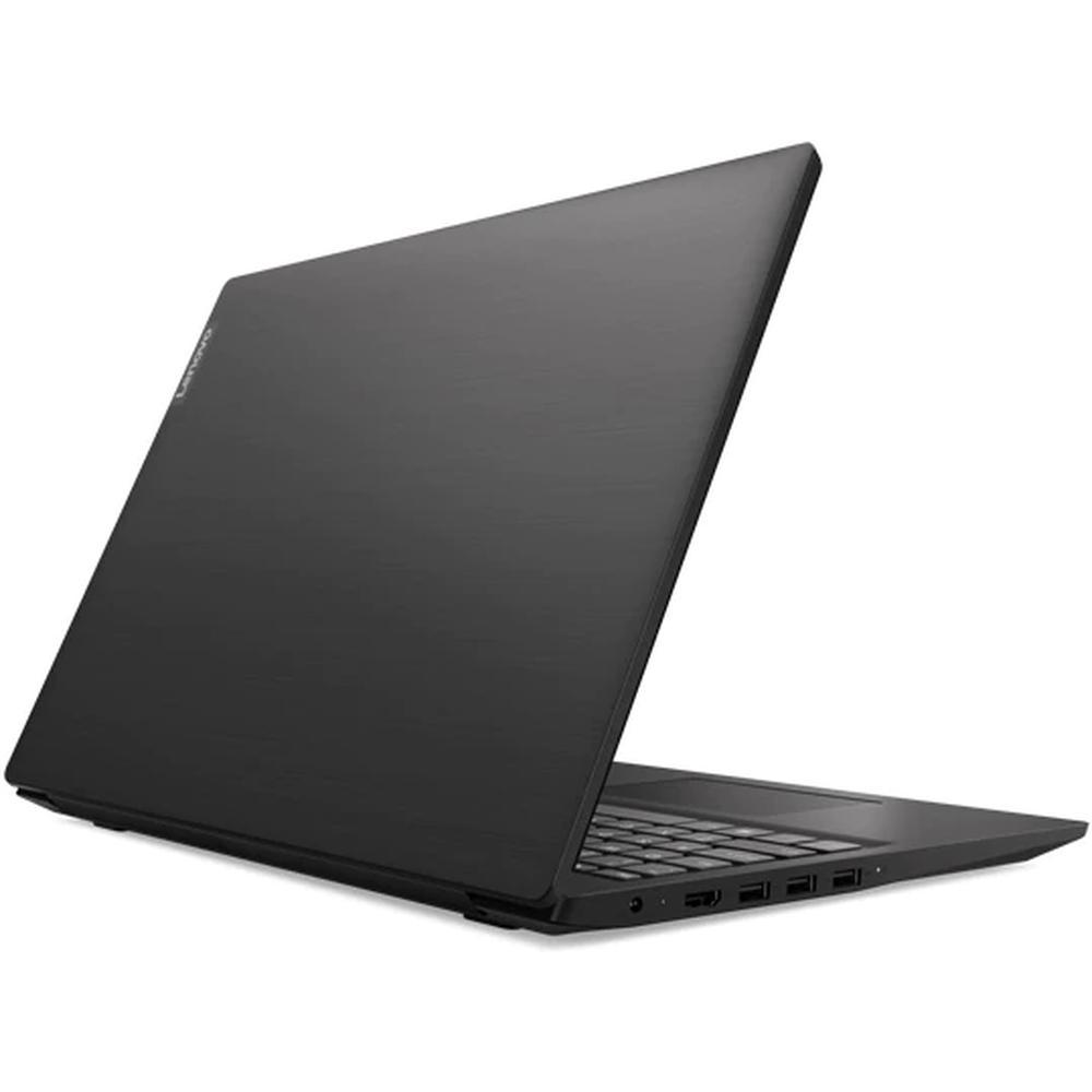 Ноутбук Lenovo IdeaPad S145-15AST AMD A4-9125/4Gb/128Gb SSD/15.6 FullHD/DOS Black