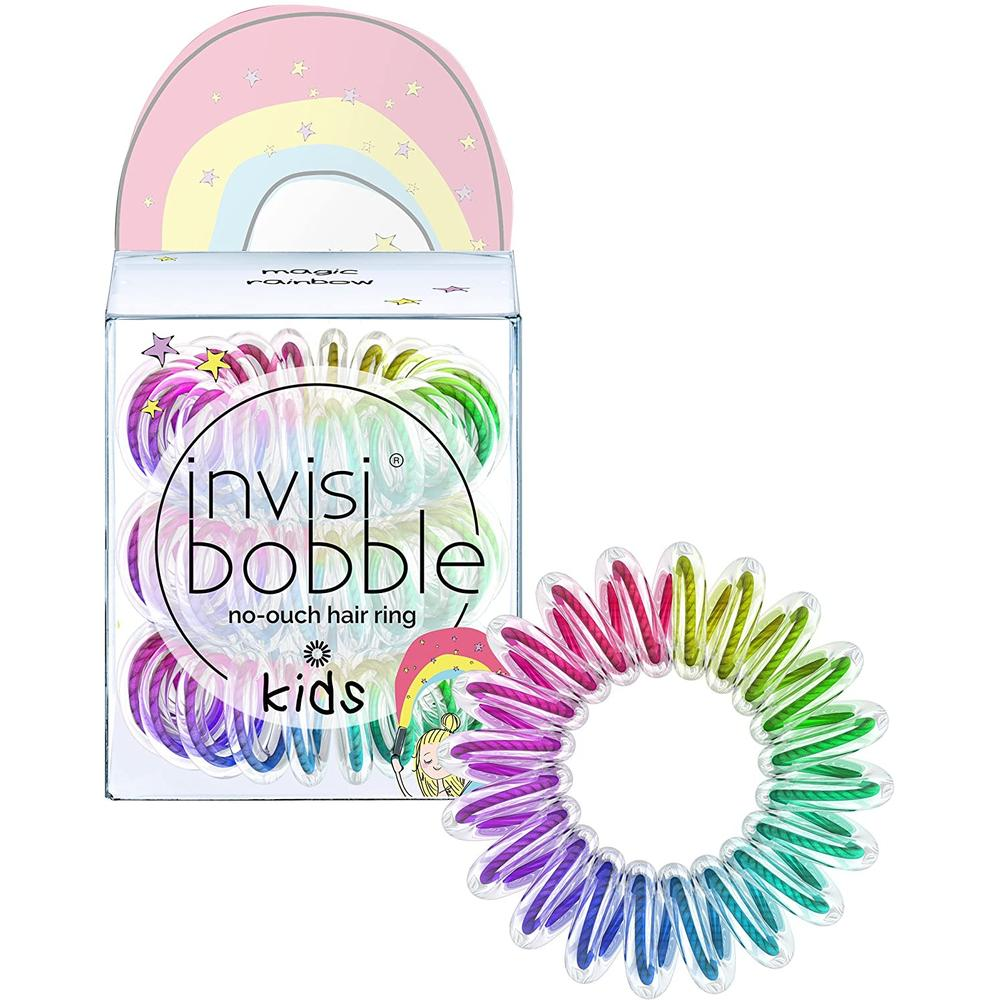 Invisibobble Резинка для волос KIDS magic rainbow