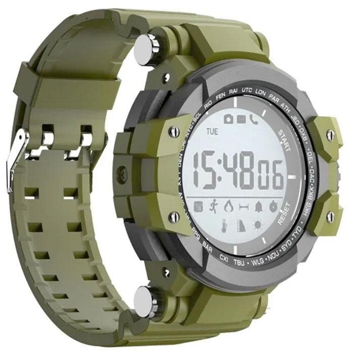Умные часы Jet Sport SW-3 Green умные часы globus sw mi