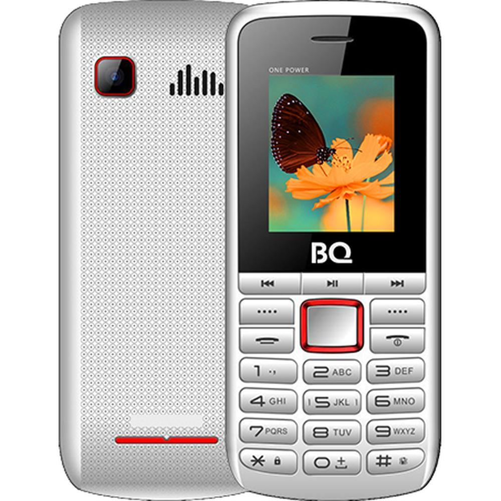 Мобильный телефон BQ Mobile BQ-1846 One Power White/Red недорого