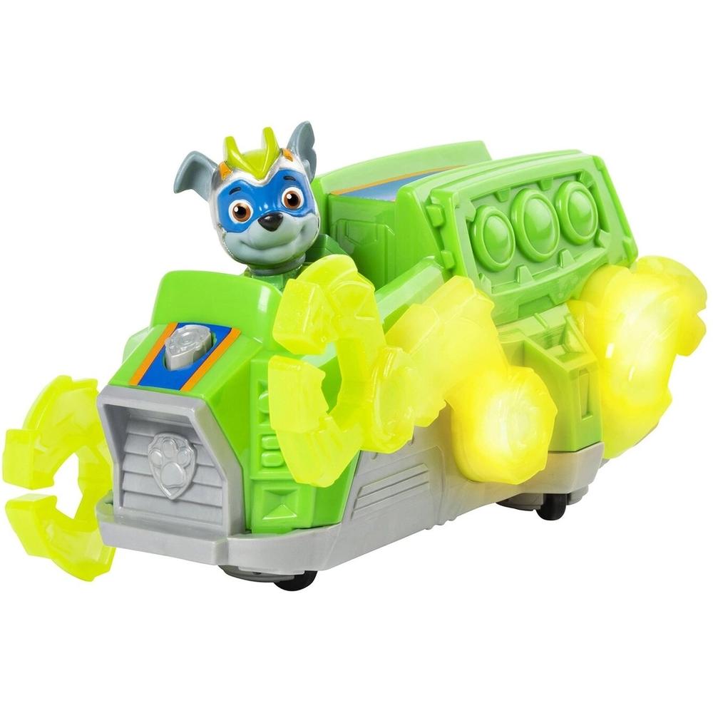 Spin Master Nickelodeon Paw Patrol Мега Машинка и Роки 2