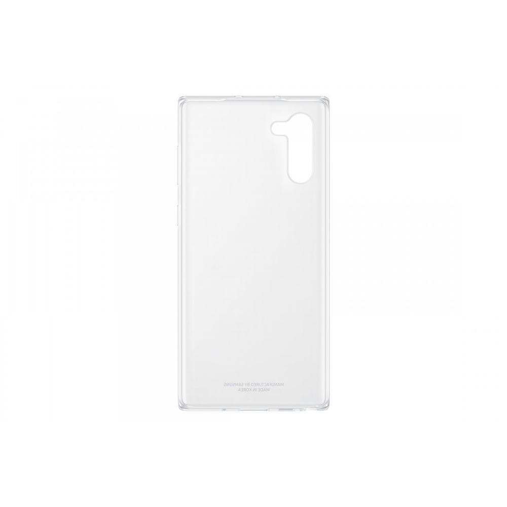 Фото - Чехол для Samsung Galaxy Note 10 (2019) SM-N970 Clear Cover прозрачный чехол для samsung galaxy note 10 2019 sm n970 clear cover прозрачный