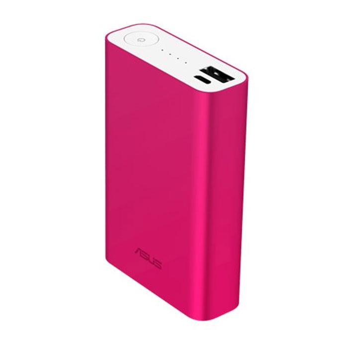 Фото - Внешний аккумулятор Asus ZenPower ABTU005 10050mAh Pink внешний аккумулятор asus zenpower abtu005 10050mah pink
