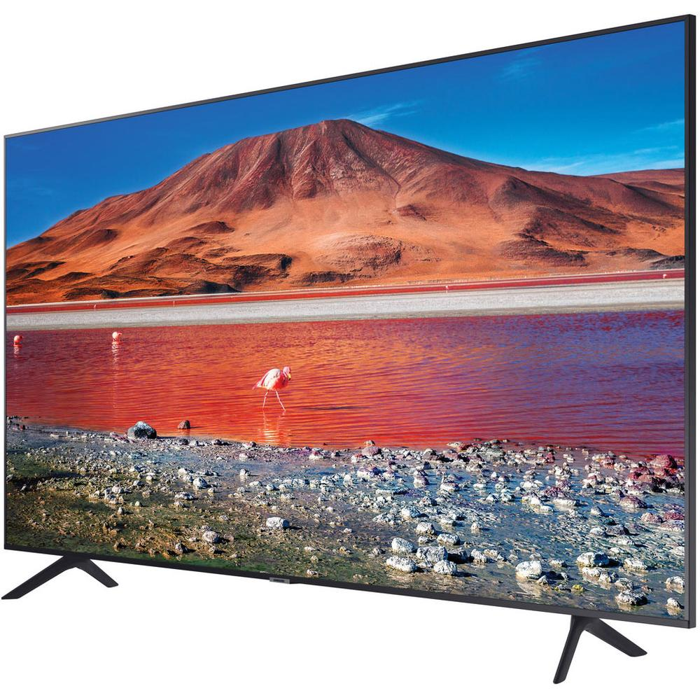 Фото - Телевизор 50 Samsung UE50TU7090U (4K UHD 3840x2160, Smart TV) черный high