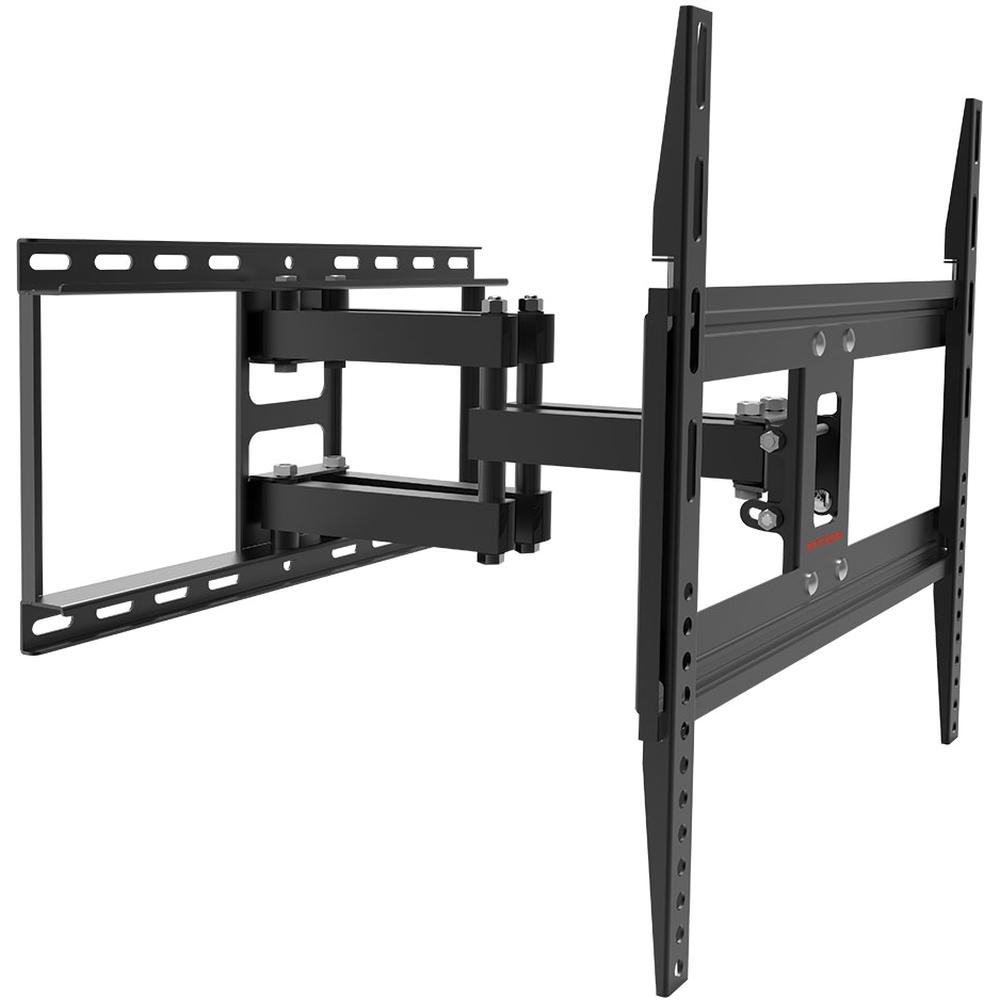 Фото - Кронштейн наклонно-поворотный ARM Media COBRA-50 26-55' до 35кг Vesa до 400x400 black кронштейн hama h 108770 xl черный для жк тв до 50 настенный vesa 400x400 max 30 кг
