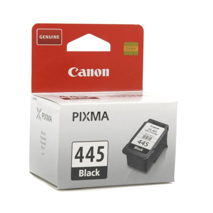 Фото - Картридж Canon PG-445 Black для MG2440/MG2540 картридж canon cl 446 color для mg2440 2540