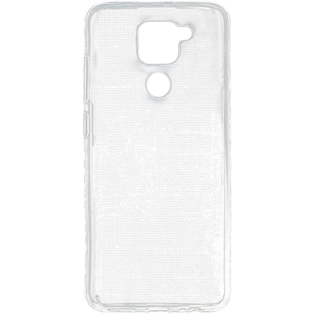 Чехол для Xiaomi Redmi Note 9 Zibelino Ultra Thin Case прозрачный