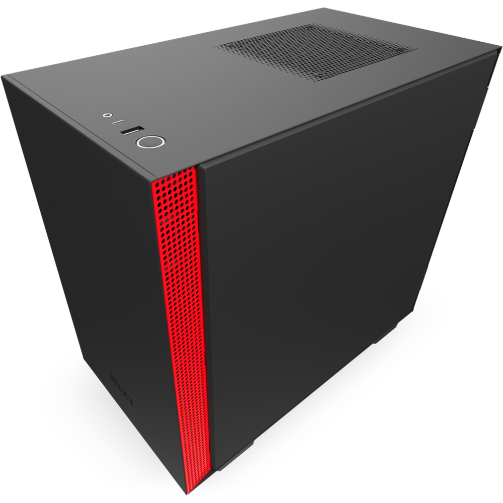 Корпус Mini-ITX Minitower NZXT H210i CA-H210I-BR Black