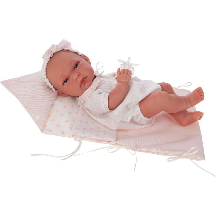Кукла-младенец Munecas Antonio Juan Эрика, 33 см 6020P
