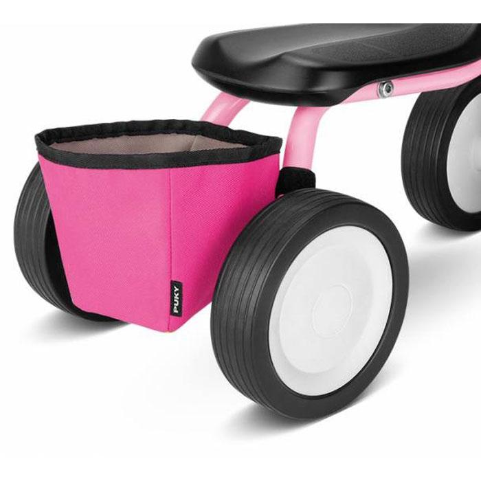 Сумка Puky RT1 9735 pink розовая на раму для Pukylino, Wutsch и Fitsch